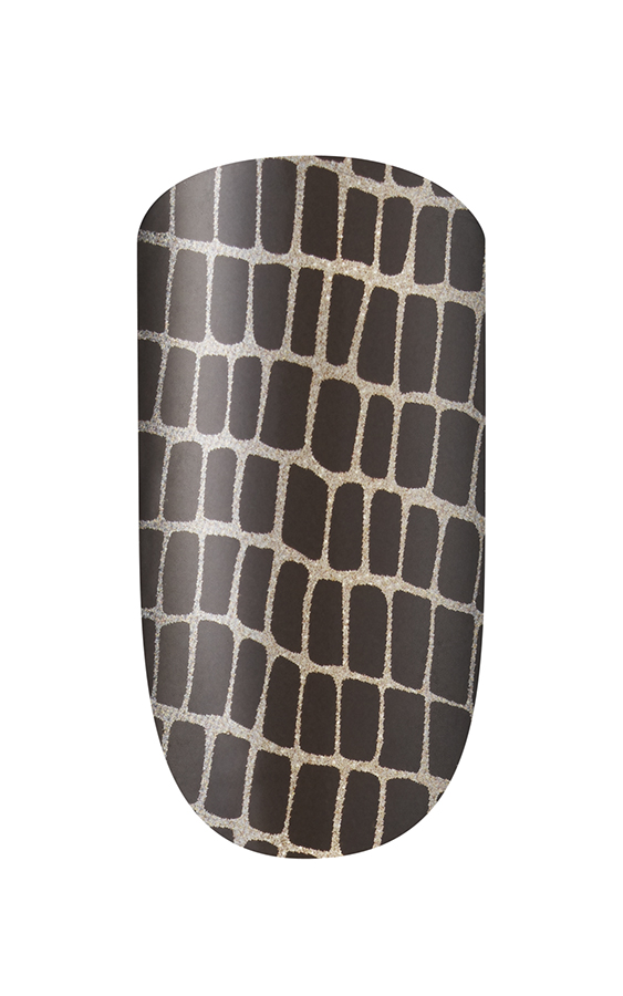 Essie Nail Wrap in Croc n Chic