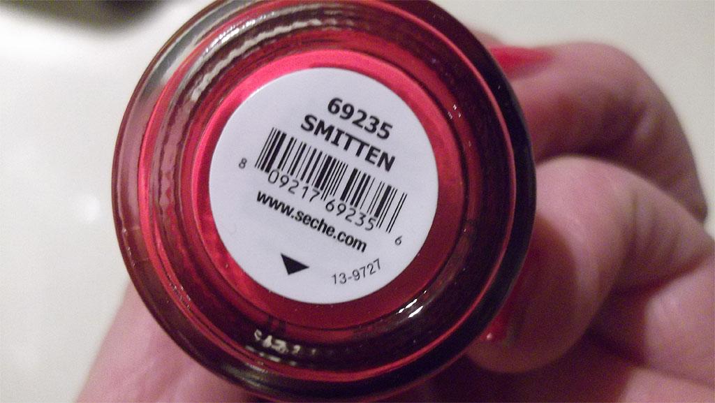 Seche Nail Polish in Smitten