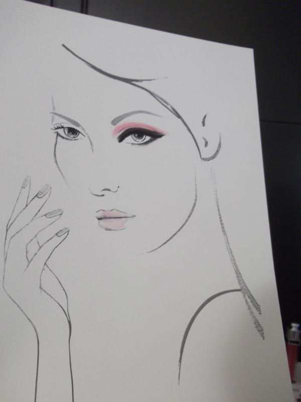 Dior Beauty Chart