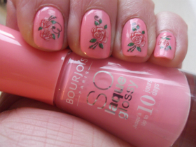 Bourjois Polish With Decals