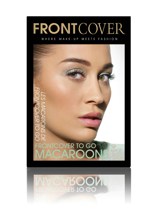 Frontcover To Go Macaroons