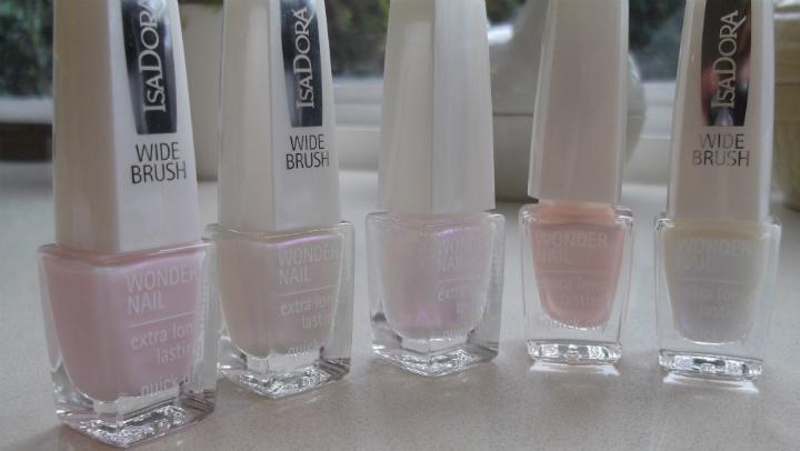 Isadora SS 13 Nails
