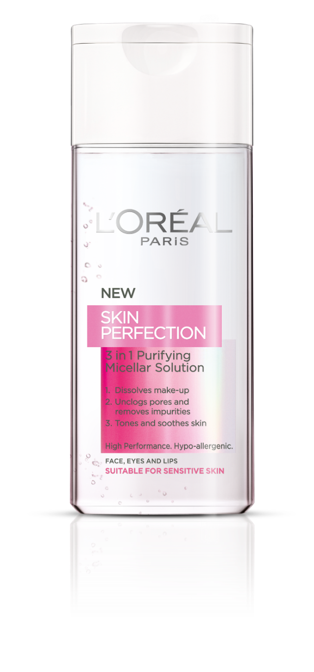 L'Oreal Paris Skin Perfection Micellar Water