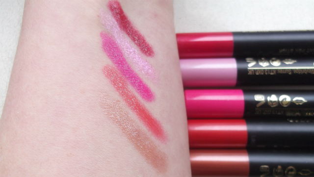Max Factor Giant Pen Stick Swatch