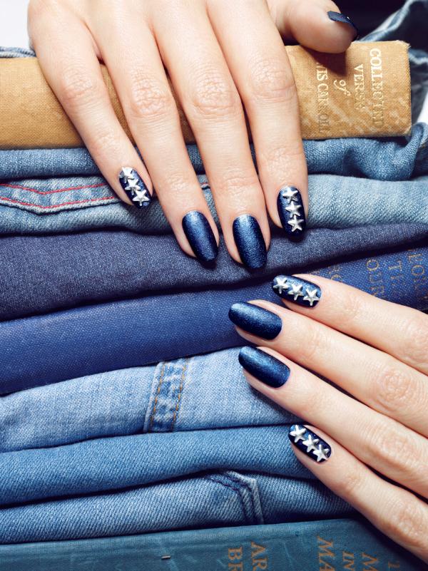 Nails Inc Denim & Studs