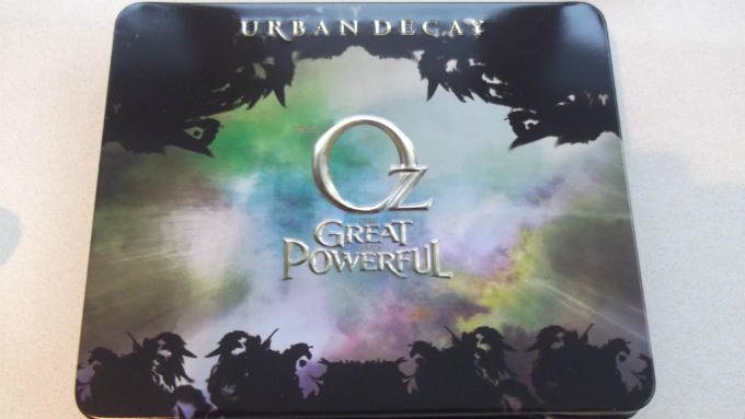Urban Decay Oz Palette Theodora