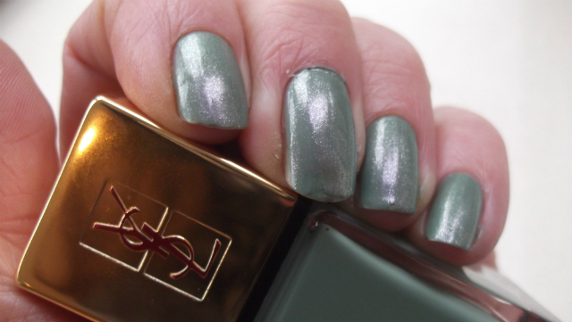 YSL Jade Imperial and Nars Disco Inferno