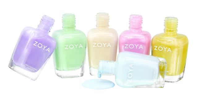 Zoya Spring 2013: Lovely