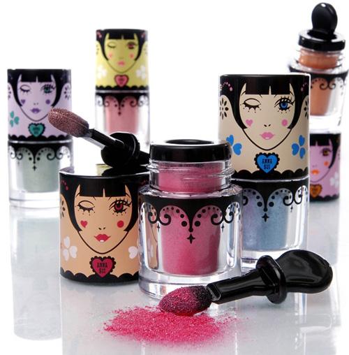 Anna Sui SS13 Beauty