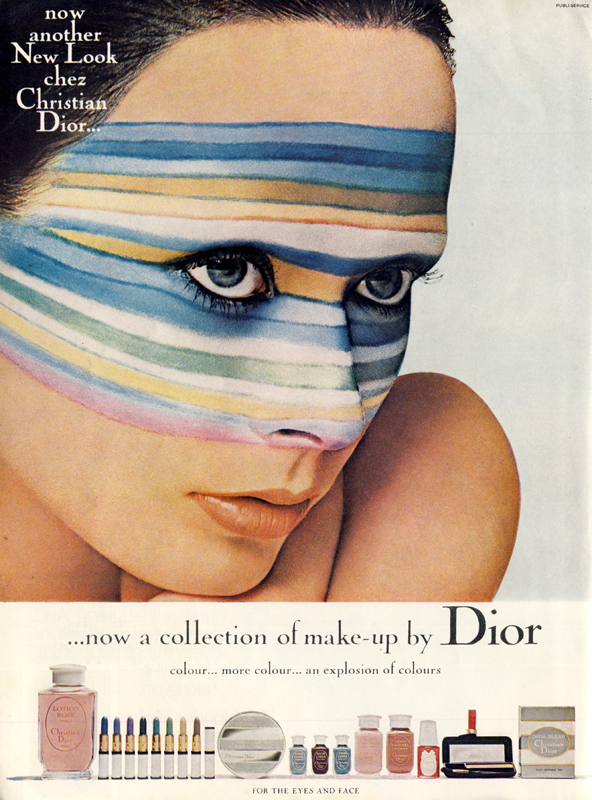 Dior Cosmetics Vintage Ad 19