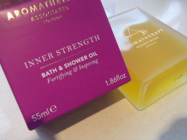 Aromatherapy Associates Inner Strength Bath Oil