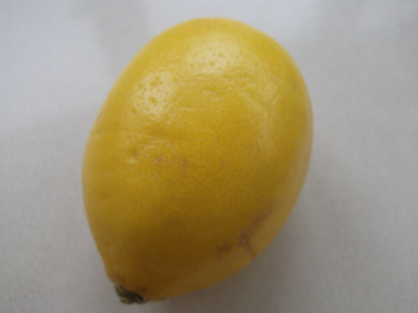 The Benefit Lemon
