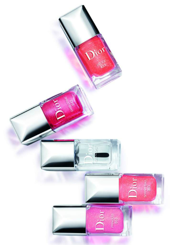 DIOR Le Vernis and Top Coat