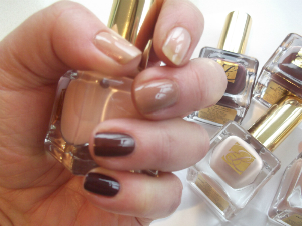 Estee Lauder French Nudes Swatched