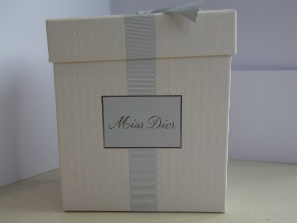 Miss Dior Box