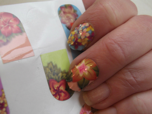 Nail Rock Chelsea Swatch