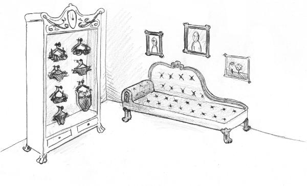 Maison Triumph Sketch