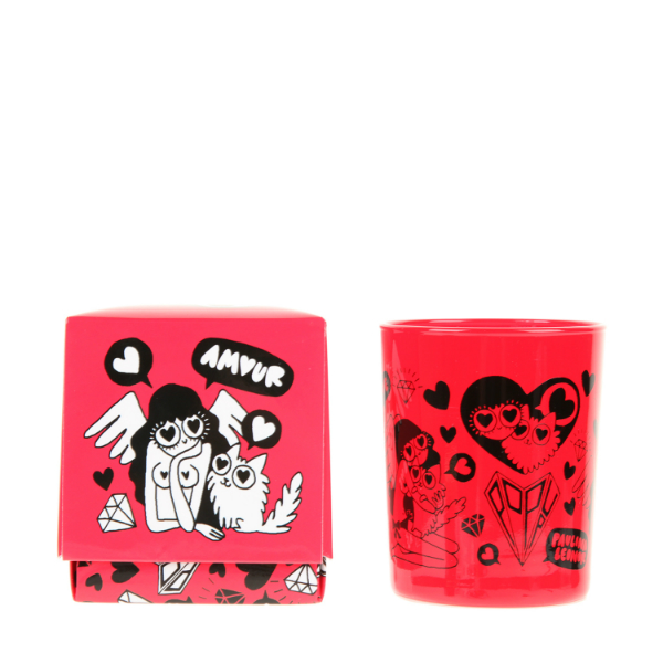 Paulina Leonor/Pop Up Candle