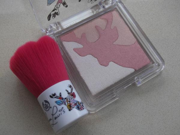 Leona Lewis Body Shop Palette