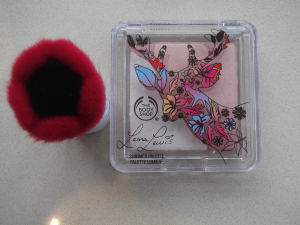 Leona Lewis Body Shop Shimmer Palette