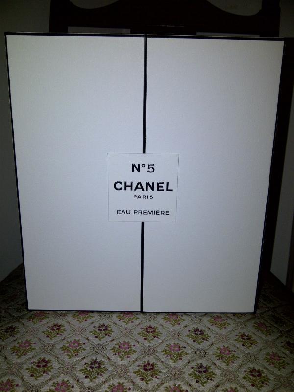 Chanel Eau Premiere Press Materials