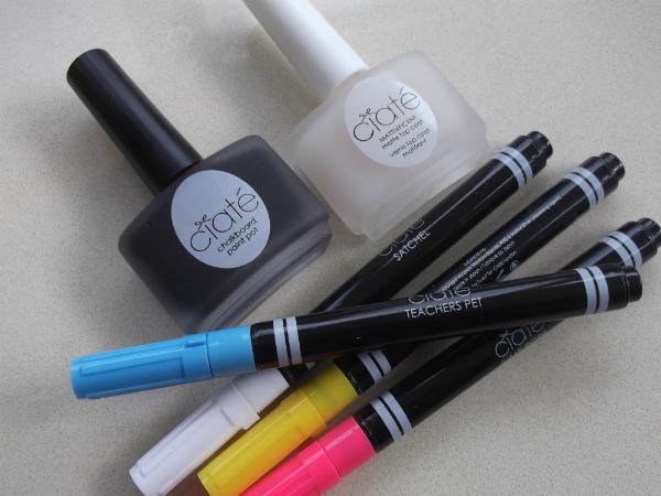Ciate Chalkboard Nails Interior