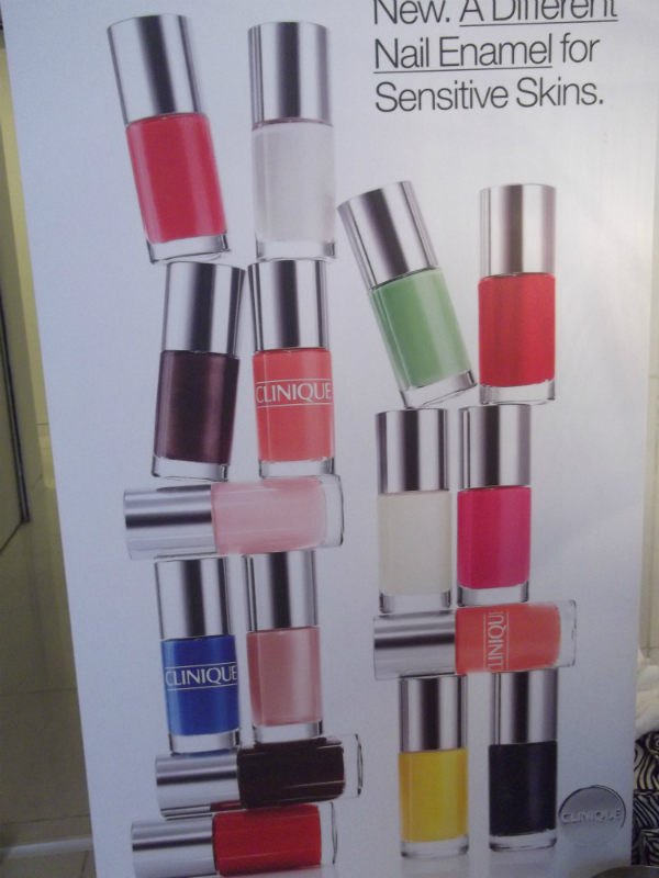 Clinique Nail Enamel