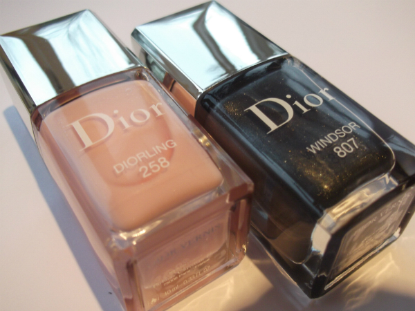 Dior Diorling and Windsor Nails