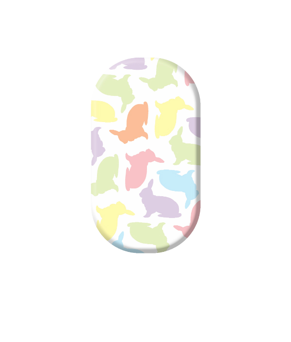 Easter Minx Pastel Bunnies