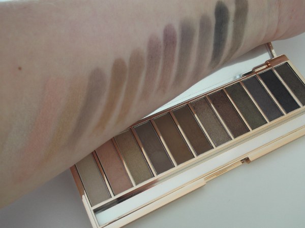 M&S Autograph Multi Palette Swatch