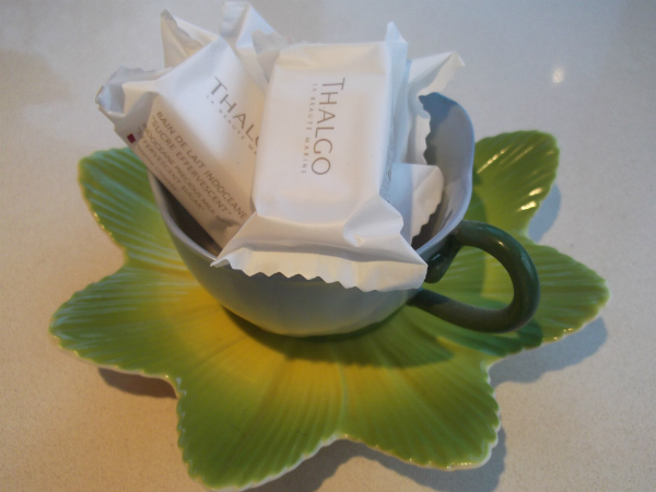 Thalgo Indoceane Precious Milk Bath Cubes
