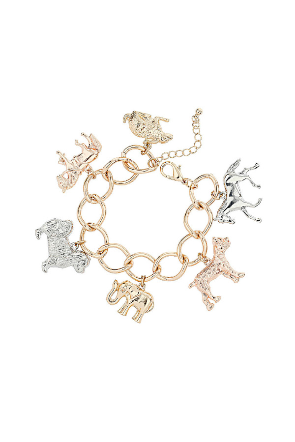 Top Shop Animal Bracelet