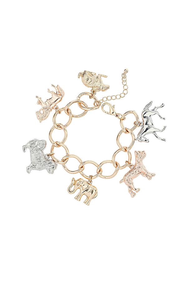 Top Shop Animal Bracelet