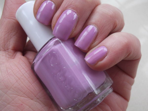 Essie Under Where Swatch