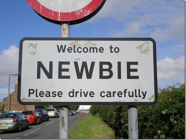 newbie (1)