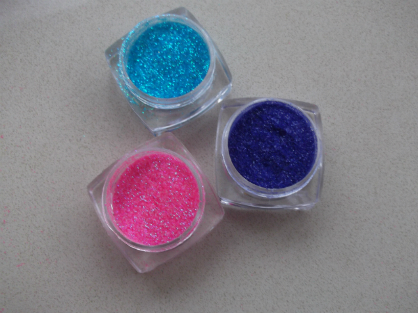 Andrea Fulerton Neon Dipping Dust Set 2