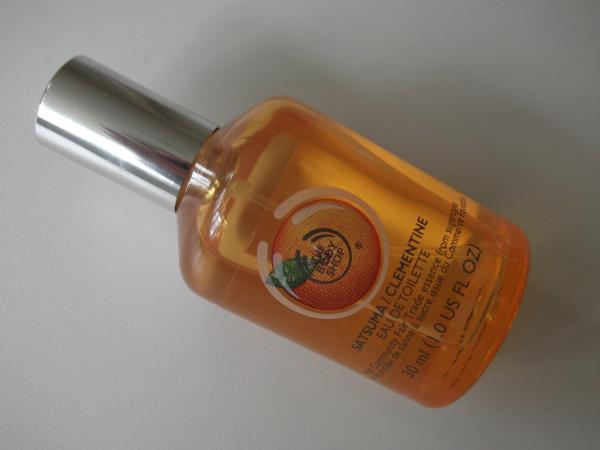 Body Shop Satsuma/Clementine EDT
