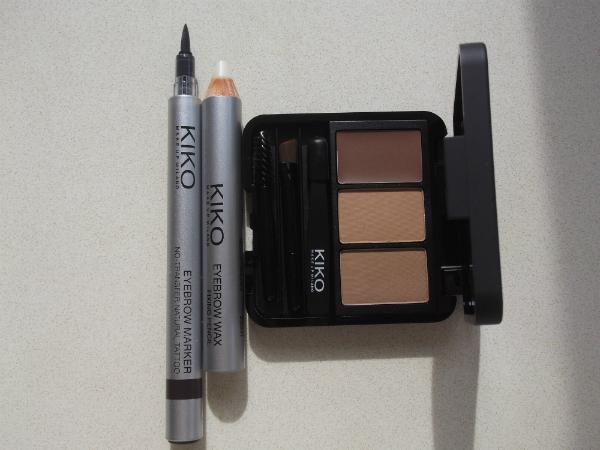 Kiko Make Up Milano Brow Collection