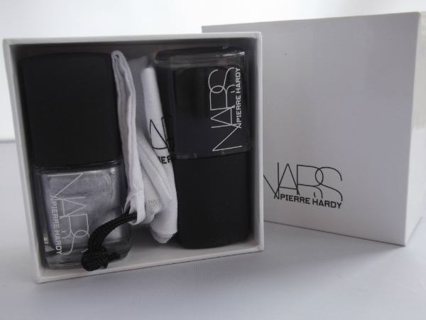 NARS Pierre Hardy Nail Duo Boxed