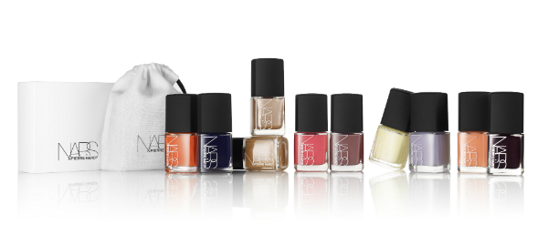 NARS Pierre Hardy Nail Polish group shot