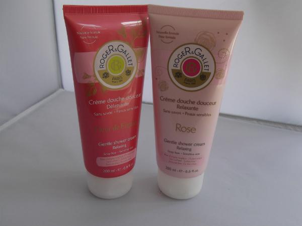 Roger & Gallet Shower Creams
