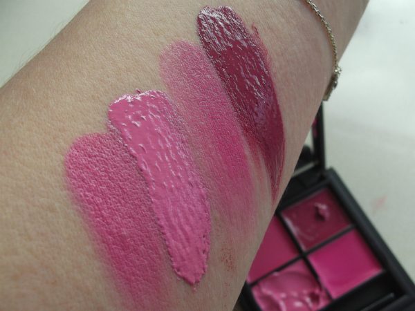 Sleek Lip4 Tease Swatch