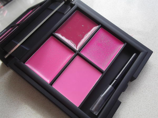 Sleek Lip4 Showgirl Swatch