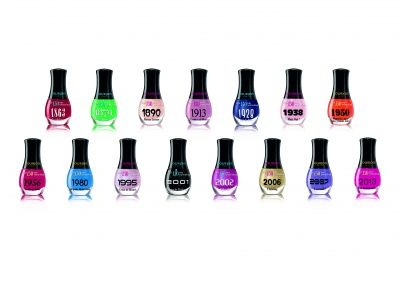 Bourjois limited edition polishes