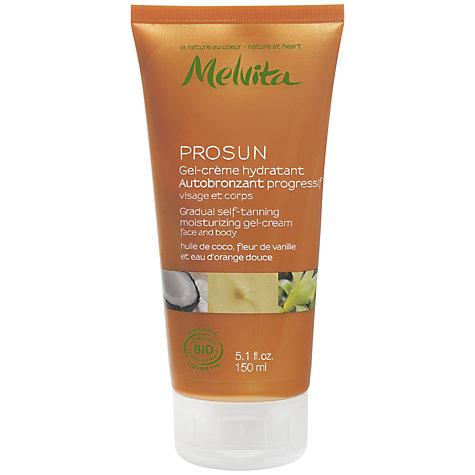 Melvita ProSun Self Tanning Cream