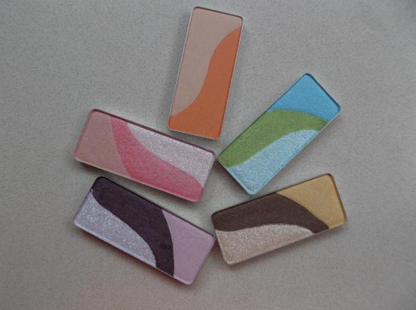 Shu Uemura Eye-Conic Tri Color Blending Refils