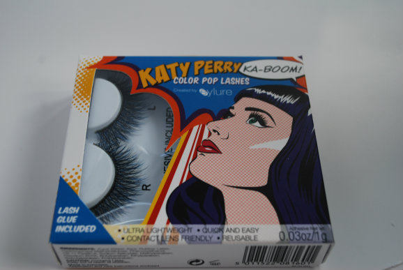 Katie Perry Lashes