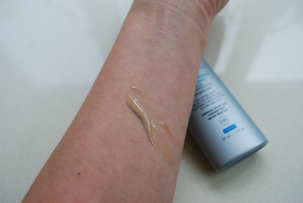 SkinCeuticals UV Defence Swatch