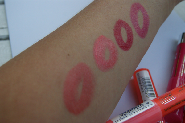 Bourjois Colour Boost Swatch