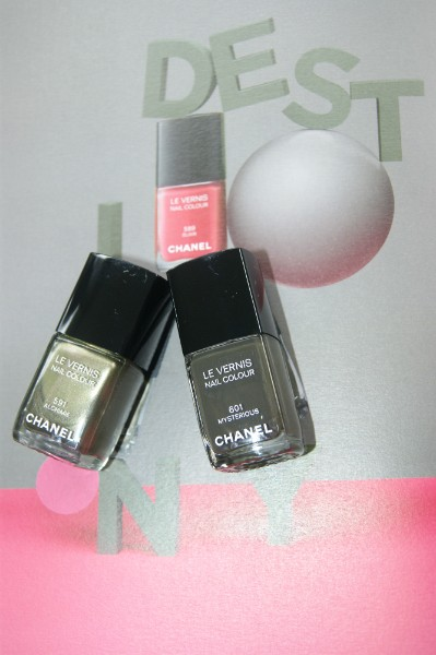 Chanel Le Vernis Alchimie Mysterious